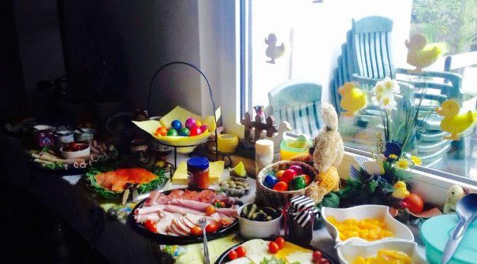 Nachbericht -Osterfrühstück in Hausdorp-
